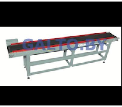 Ленточный транспортёр PVC-KON 400x6000